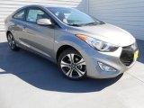 2013 Titanium Gray Metallic Hyundai Elantra Coupe SE #78640332