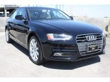 2013 Brilliant Black Audi A4 2.0T quattro Sedan #78640728