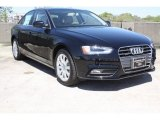 2013 Brilliant Black Audi A4 2.0T quattro Sedan #78640725