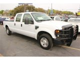 2008 Ford F350 Super Duty XL Crew Cab Data, Info and Specs