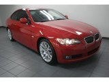 2010 Crimson Red BMW 3 Series 328i Coupe #78640478