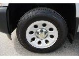 2011 Chevrolet Silverado 1500 Regular Cab Wheel