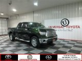 2011 Spruce Green Mica Toyota Tundra Texas Edition Double Cab #78640072