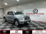 2008 Silver Sky Metallic Toyota Tundra Limited CrewMax #78640071