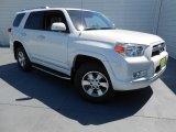 2013 Blizzard White Pearl Toyota 4Runner SR5 4x4 #78640320