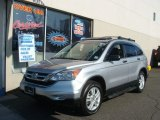 2011 Alabaster Silver Metallic Honda CR-V EX 4WD #78640716