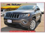 2014 Granite Crystal Metallic Jeep Grand Cherokee Laredo #78640466