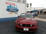2014 Ruby Red Ford Mustang GT Premium Coupe #78640053