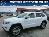 2014 Bright White Jeep Grand Cherokee Limited 4x4 #78640305