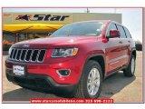 2014 Deep Cherry Red Crystal Pearl Jeep Grand Cherokee Laredo #78640464