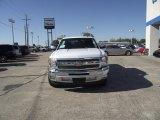 2013 Summit White Chevrolet Silverado 1500 LT Crew Cab #78640675