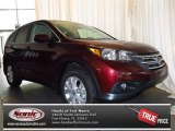 2013 Basque Red Pearl II Honda CR-V EX #78639935