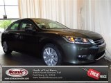2013 Hematite Metallic Honda Accord EX-L Sedan #78639934