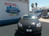 2013 Tuxedo Black Ford Focus SE Sedan #78640045