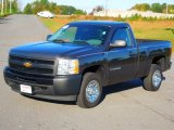 2011 Taupe Gray Metallic Chevrolet Silverado 1500 Regular Cab #78640573