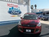 2013 Ruby Red Metallic Ford Escape SE 1.6L EcoBoost #78640044