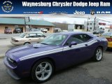 2013 Plum Crazy Pearl Dodge Challenger R/T Classic #78640289