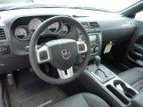 2013 Dodge Challenger R/T Classic Dark Slate Gray Interior