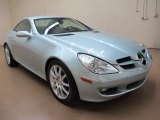 2005 Mercedes-Benz SLK Diamond Silver Metallic