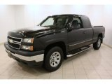 2007 Chevrolet Silverado 1500 Classic Work Truck Extended Cab 4x4 Data, Info and Specs