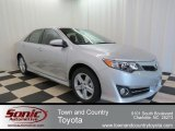 2013 Classic Silver Metallic Toyota Camry SE #78698692