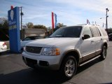 2004 Oxford White Ford Explorer Eddie Bauer 4x4 #78698545
