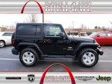 2011 Black Jeep Wrangler Sahara 4x4 #78698107