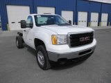 2013 GMC Sierra 2500HD Regular Cab Chassis Data, Info and Specs