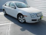 2008 White Suede Ford Fusion SE #78698397