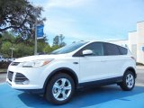 2013 Oxford White Ford Escape SE 1.6L EcoBoost #78698247