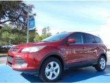 2013 Ruby Red Metallic Ford Escape SE 1.6L EcoBoost #78698246