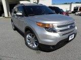2011 Ingot Silver Metallic Ford Explorer Limited #78698535