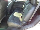 2011 Ford Explorer Limited Rear Seat