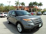2011 Sterling Grey Metallic Ford Explorer Limited #78698230