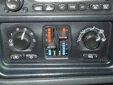 2006 Chevrolet Silverado 1500 LS Crew Cab 4x4 Controls