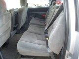 2006 Chevrolet Silverado 1500 LS Crew Cab 4x4 Rear Seat
