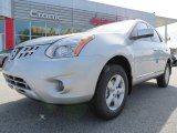 2013 Brilliant Silver Nissan Rogue S Special Edition #78698513