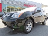 2013 Super Black Nissan Rogue S Special Edition #78698510