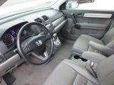 2010 Honda CR-V EX-L AWD Gray Interior