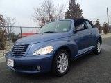 2007 Marine Blue Pearl Chrysler PT Cruiser Convertible #78698801