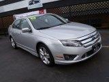 2010 Brilliant Silver Metallic Ford Fusion Sport #78698786