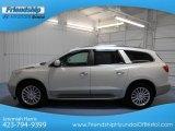 2011 White Opal Buick Enclave CXL #78698198