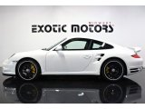 2012 Carrara White Porsche 911 Turbo S Coupe #78698907