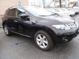 2010 Super Black Nissan Murano SL AWD #78698782
