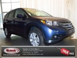2013 Twilight Blue Metallic Honda CR-V EX #78698014