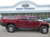 2009 Sonoma Red Metallic Hummer H3 T Alpha #78698343