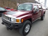2009 Hummer H3 T Alpha Front 3/4 View