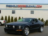 2007 Black Ford Mustang GT Deluxe Coupe #78698892
