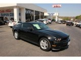 2011 Ebony Black Ford Mustang V6 Coupe #78698182