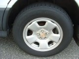 Subaru Forester 2001 Wheels and Tires